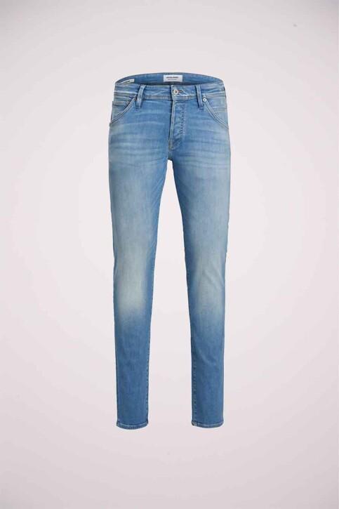 JACK & JONES JEANS INTELLIGENCE Jeans slim denim 12182208_BLUE DENIM img8