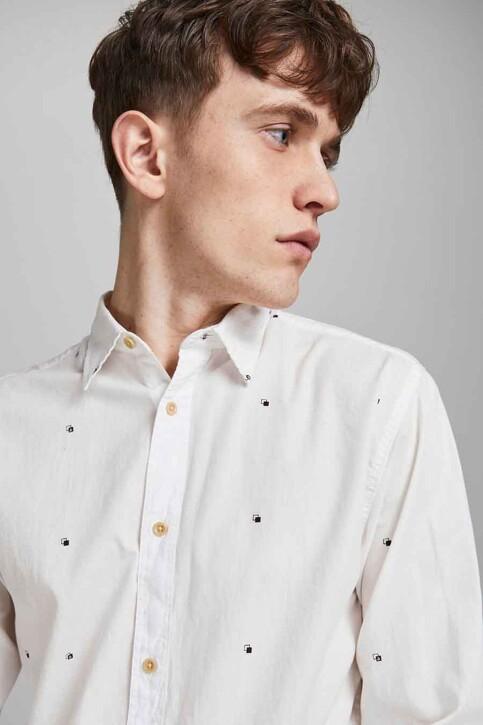 ORIGINALS BY JACK & JONES Hemden (lange mouwen) wit 12183603_CLOUD DANCER SL img6