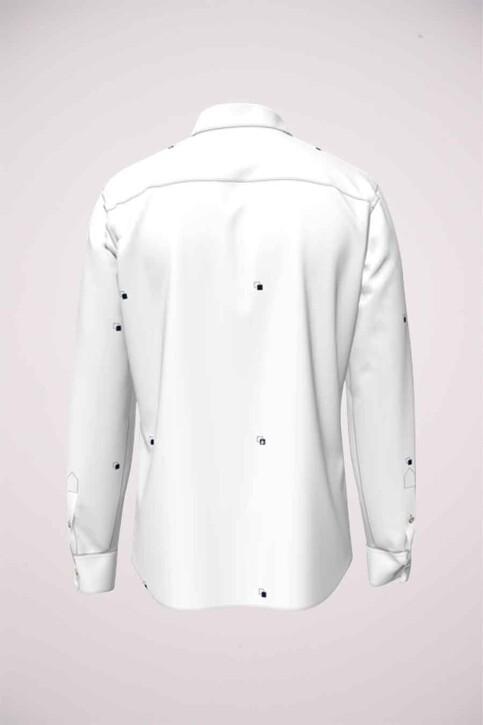 ORIGINALS BY JACK & JONES Hemden (lange mouwen) wit 12183603_CLOUD DANCER SL img8