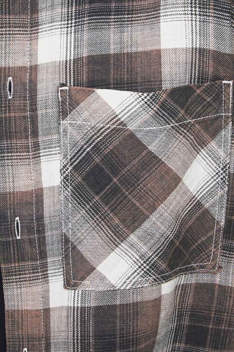 ORIGINALS BY JACK & JONES Chemises (manches longues) noir 12183608_TAP SHOE COMFOR img4