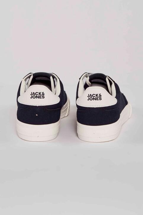 ACCESSORIES BY JACK & JONES Sneakers blauw 12184174_NAVY BLAZER img3