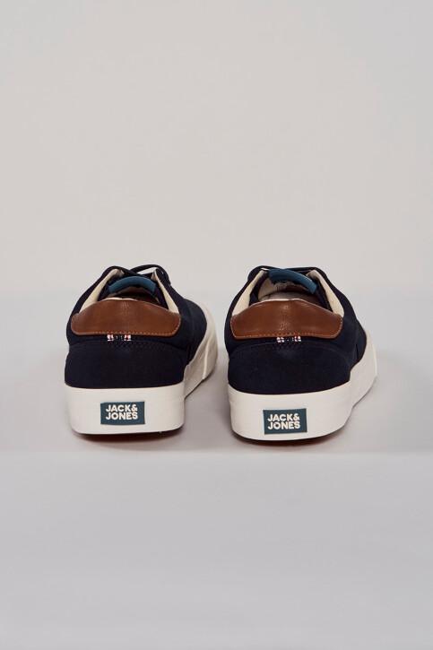 ACCESSORIES BY JACK & JONES Sneakers blauw 12184182_NAVY BLAZER img3