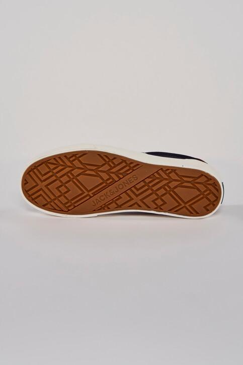 ACCESSORIES BY JACK & JONES Sneakers blauw 12184182_NAVY BLAZER img4
