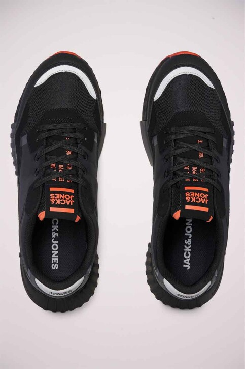 ACCESSORIES BY JACK & JONES Sneakers zwart 12184220_ANTHRACITE img1