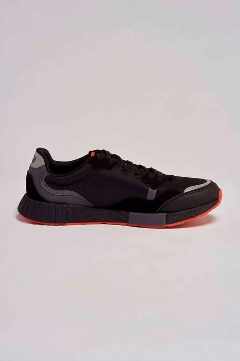 ACCESSORIES BY JACK & JONES Sneakers zwart 12184220_ANTHRACITE img3