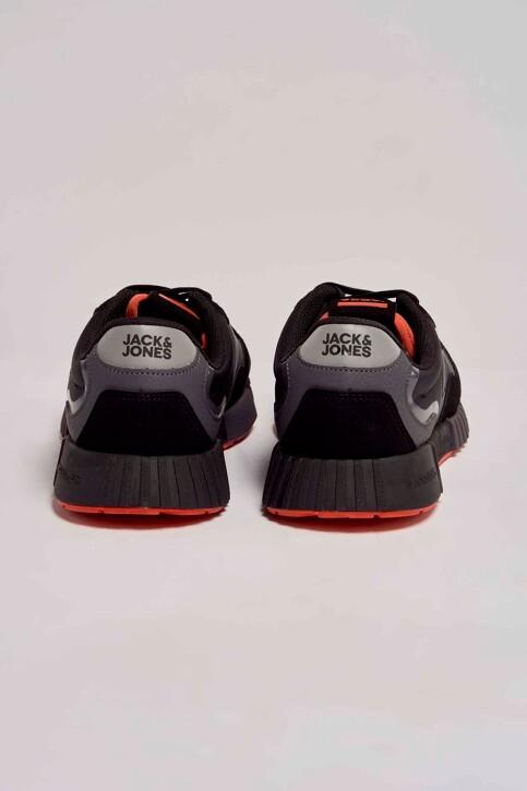 ACCESSORIES BY JACK & JONES Sneakers zwart 12184220_ANTHRACITE img4
