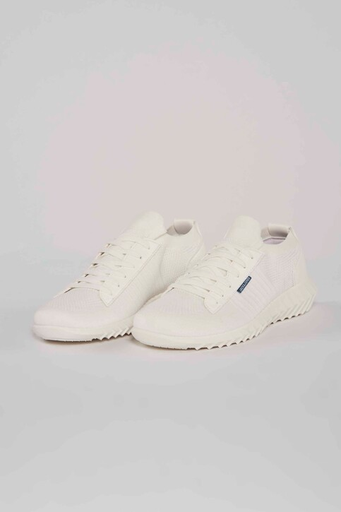 ACCESSORIES BY JACK & JONES Sneakers wit 12184246_WHITE img1