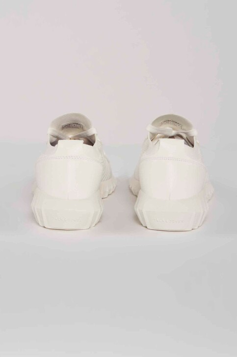 ACCESSORIES BY JACK & JONES Sneakers wit 12184246_WHITE img4