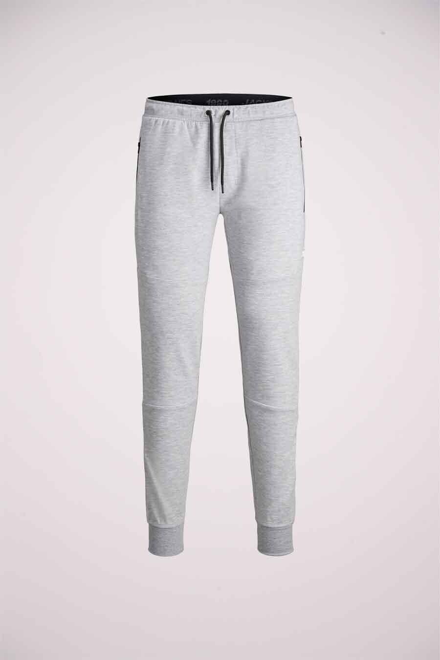 Jack & Jones Jeans Intelligence Jogging, Grijs, Heren, Maat: L/M/S/XL/XS