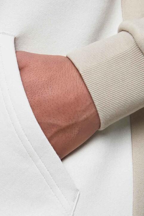 CORE BY JACK & JONES Sweaters met kap grijs 12185092_SILVER BIRCH img4