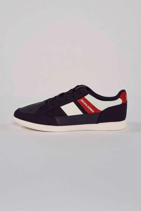 ACCESSORIES BY JACK & JONES Sneakers blauw 12185376_NAVY BLAZER img2