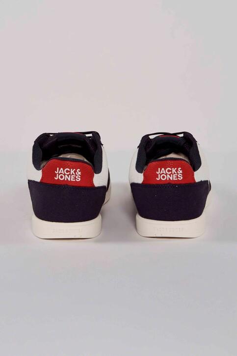 ACCESSORIES BY JACK & JONES Sneakers blauw 12185376_NAVY BLAZER img4