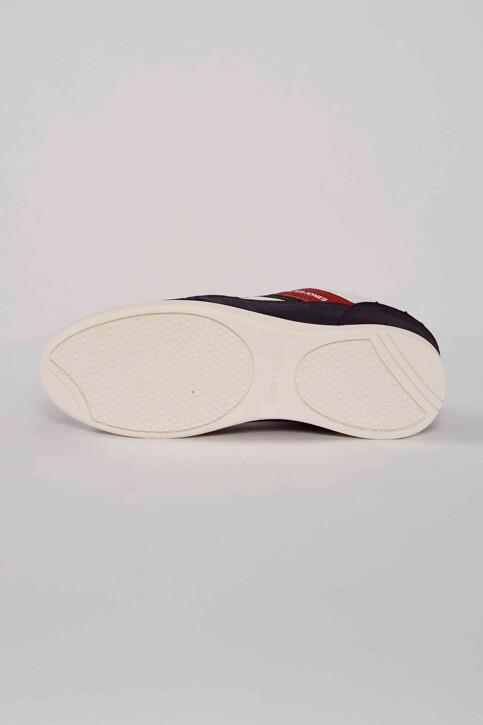 ACCESSORIES BY JACK & JONES Sneakers blauw 12185376_NAVY BLAZER img5