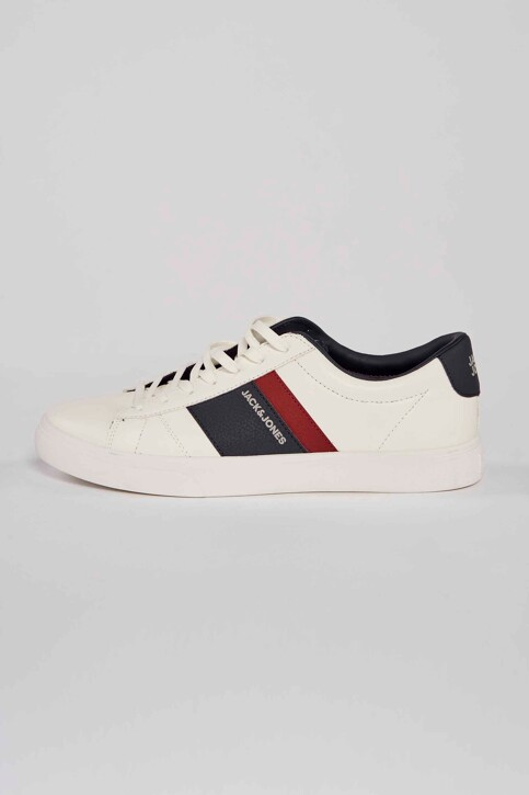 ACCESSORIES BY JACK & JONES Sneakers wit 12185377_WHITE img2