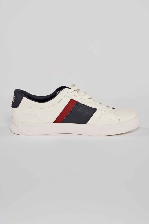 ACCESSORIES BY JACK & JONES Sneakers wit 12185377_WHITE img3