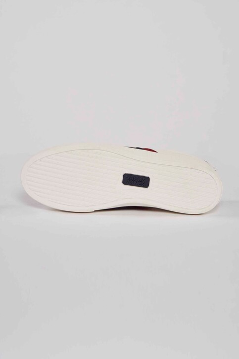 ACCESSORIES BY JACK & JONES Sneakers wit 12185377_WHITE img5