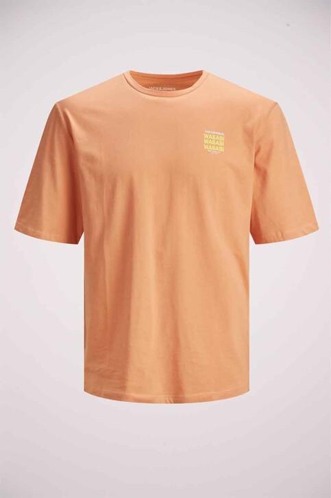 ORIGINALS BY JACK & JONES T-shirts (korte mouwen) oranje 12185717_SHELL CORAL REL img5
