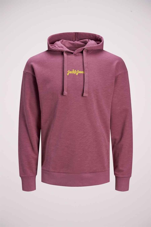 ORIGINALS BY JACK & JONES Sweaters met kap roze 12186285_HAWTHORN ROSE R img6