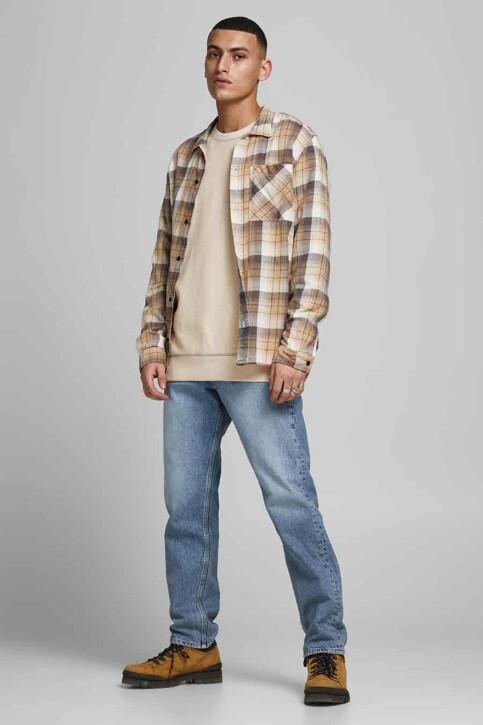 ORIGINALS BY JACK & JONES Sweaters met ronde hals grijs 12186381_SEEDPEARL AMERI img6