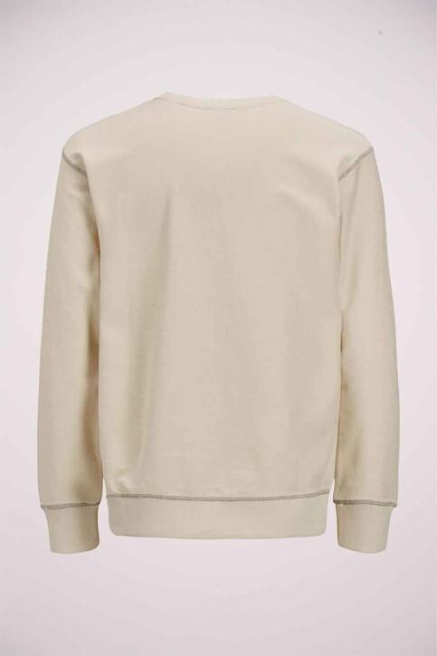 ORIGINALS BY JACK & JONES Sweaters met ronde hals grijs 12186381_SEEDPEARL AMERI img8