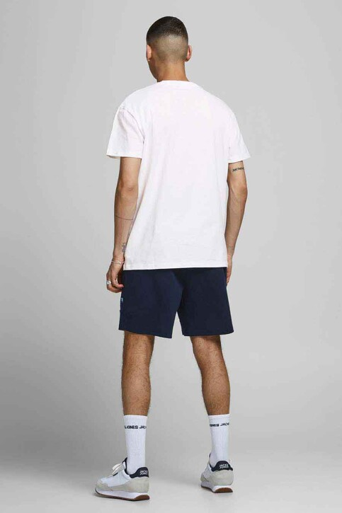 CORE BY JACK & JONES T-shirts (korte mouwen) wit 12188011_WHITE RELAXED img2