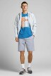 CORE BY JACK & JONES T-shirts (korte mouwen) blauw 12188052_DEEP WATER SLIM img6