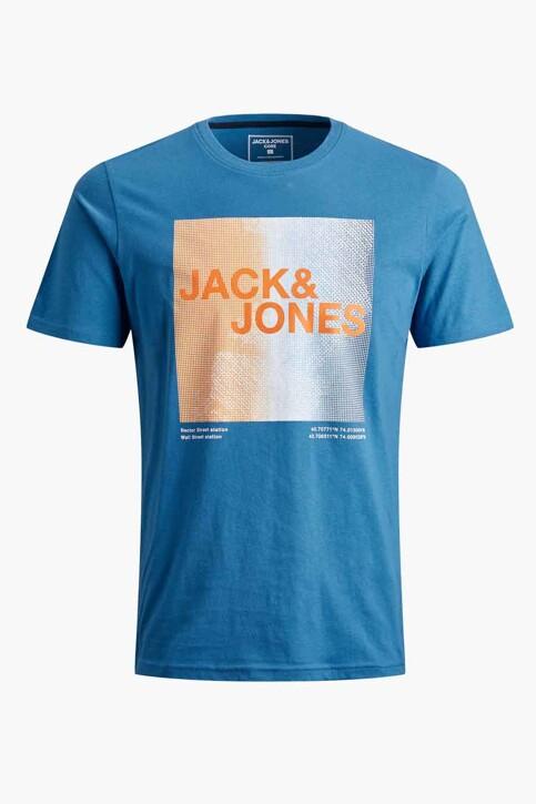 CORE BY JACK & JONES T-shirts (korte mouwen) blauw 12188052_DEEP WATER SLIM img7