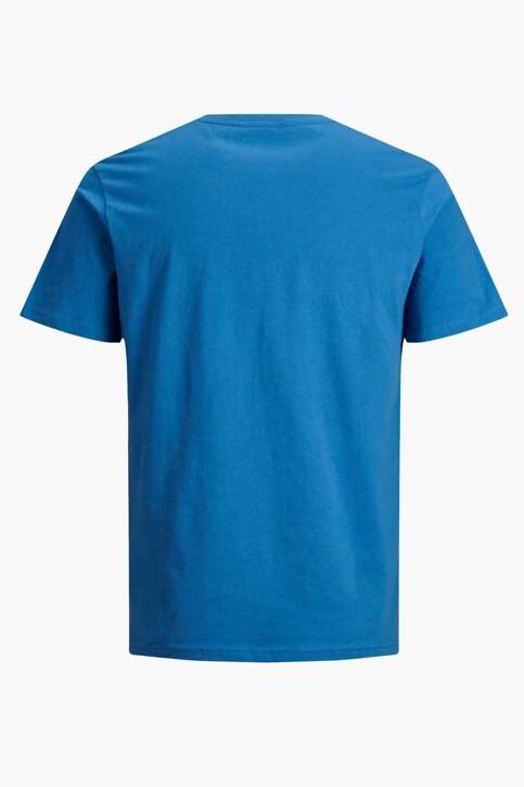 CORE BY JACK & JONES T-shirts (korte mouwen) blauw 12188052_DEEP WATER SLIM img8