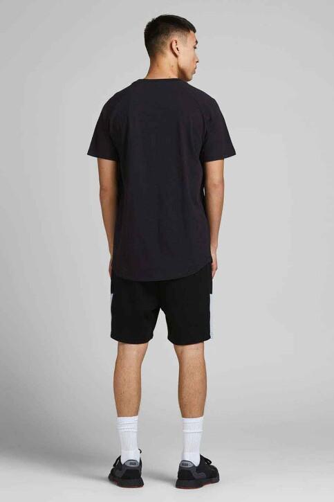 CORE BY JACK & JONES T-shirts (korte mouwen) zwart 12188191_BLACK SLIM img2