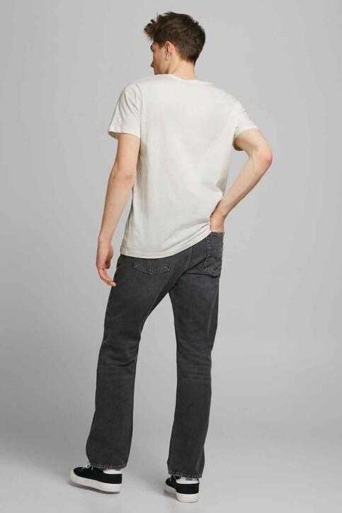 ORIGINALS BY JACK & JONES T-shirts (korte mouwen) wit 12188263_CLOUD DANCER RE img2