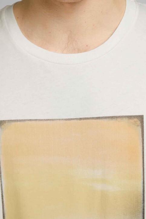 ORIGINALS BY JACK & JONES T-shirts (korte mouwen) wit 12188263_CLOUD DANCER RE img3