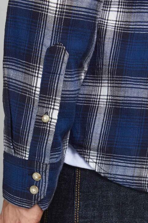 PREMIUM BLUE by JACK & JONES Hemden (lange mouwen) blauw 12188946_NAVY BLAZER CHE img3