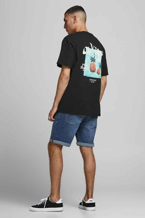 ORIGINALS BY JACK & JONES T-shirts (korte mouwen) zwart 12188950_TAP SHOE RELAXE img2