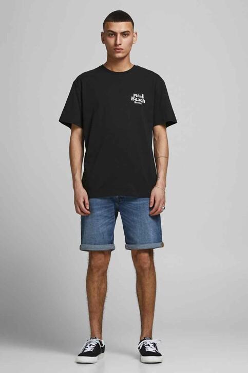 ORIGINALS BY JACK & JONES T-shirts (korte mouwen) zwart 12188950_TAP SHOE RELAXE img5