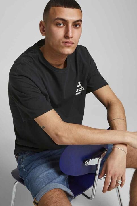 ORIGINALS BY JACK & JONES T-shirts (korte mouwen) zwart 12188950_TAP SHOE RELAXE img6