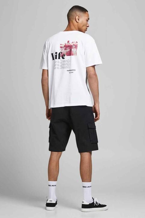 ORIGINALS BY JACK & JONES T-shirts (korte mouwen) wit 12188950_WHITE RELAXED img2