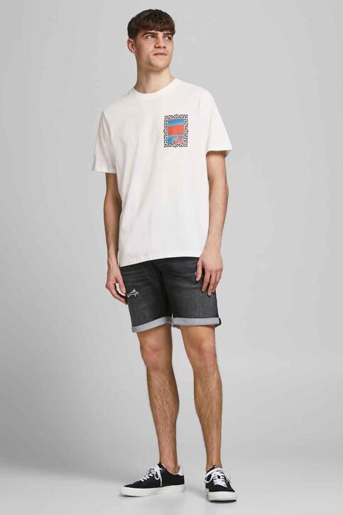 ORIGINALS BY JACK & JONES T-shirts (korte mouwen) wit 12189726_CLOUD DANCER OV img1