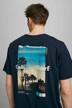 ORIGINALS BY JACK & JONES T-shirts (korte mouwen) blauw 12189726_NAVY BLAZER OVE img6
