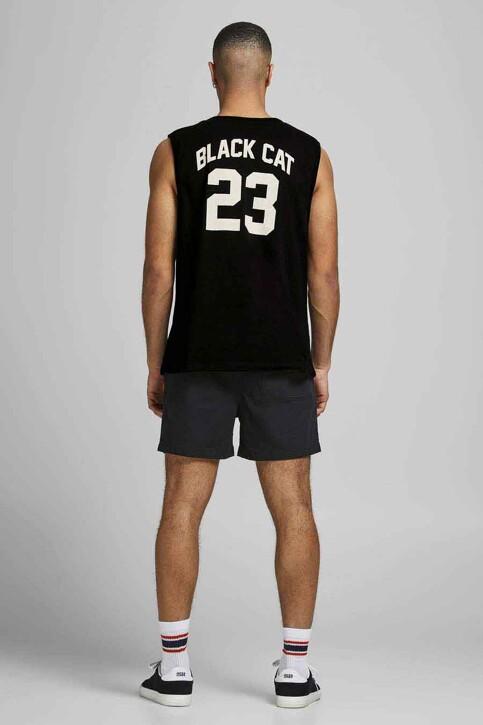 CORE BY JACK & JONES Tanktops zwart 12189732_BLACK OVERSIZE img2