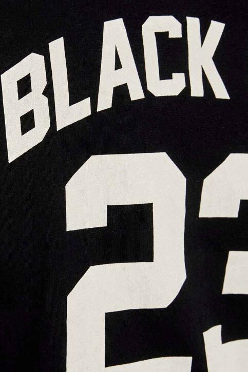 CORE BY JACK & JONES Tanktops zwart 12189732_BLACK OVERSIZE img3