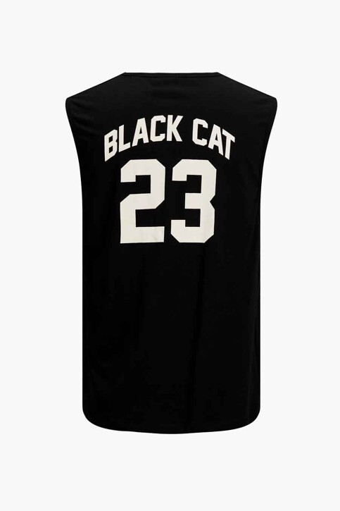 CORE BY JACK & JONES Tanktops zwart 12189732_BLACK OVERSIZE img8