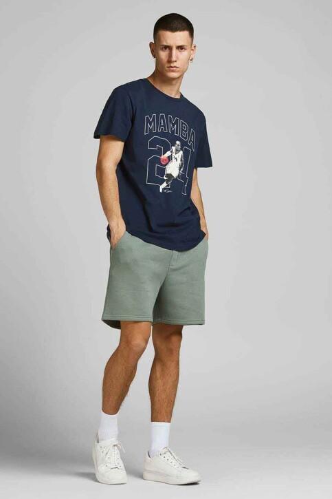 CORE BY JACK & JONES T-shirts (korte mouwen) blauw 12189735_NAVY BLAZER REL img5