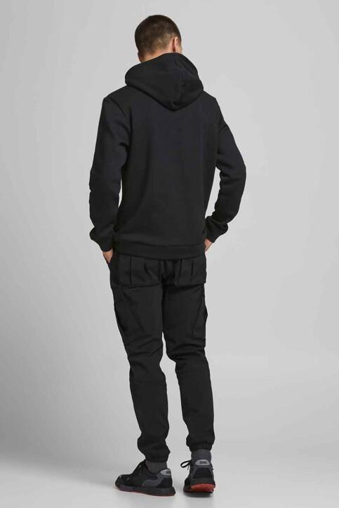 CORE BY JACK & JONES Sweaters met kap zwart 12189902_BLACK img3