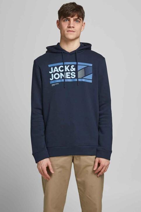 CORE BY JACK & JONES Sweaters met kap blauw 12189902_NAVY BLAZER img1