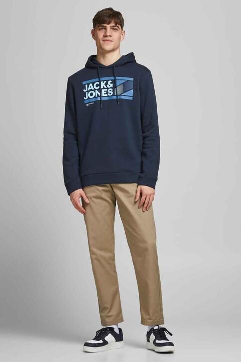 CORE BY JACK & JONES Sweaters met kap blauw 12189902_NAVY BLAZER img2