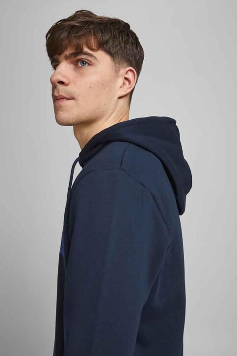 CORE BY JACK & JONES Sweaters met kap blauw 12189902_NAVY BLAZER img4