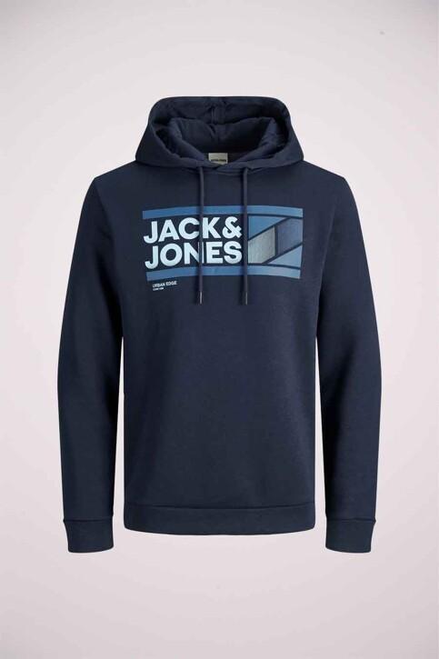 CORE BY JACK & JONES Sweaters met kap blauw 12189902_NAVY BLAZER img5