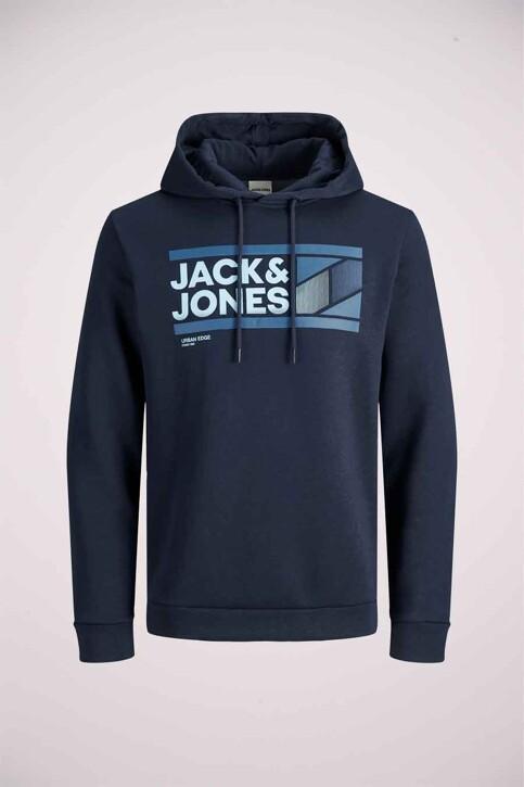 CORE BY JACK & JONES Sweaters met kap blauw 12189902_NAVY BLAZER img6