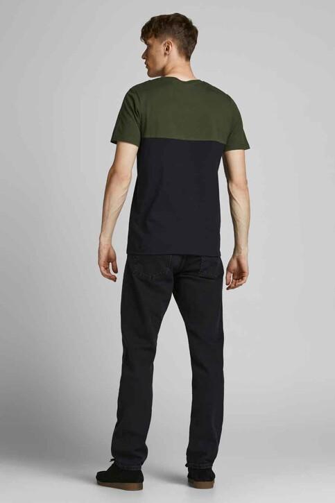 CORE BY JACK & JONES T-shirts (korte mouwen) groen 12190452_FOREST NIGHT HA img3