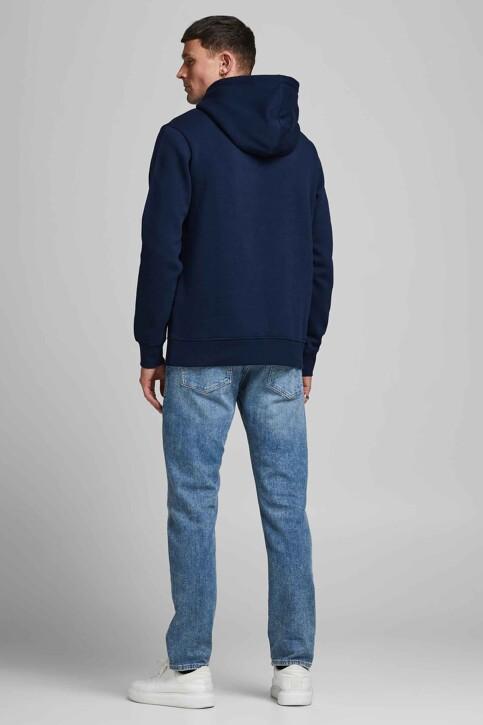 PREMIUM BLUE by JACK & JONES Sweaters met kap blauw 12191690_NAVY BLAZER img3